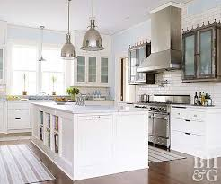 what tile goes with white cabinets white kitchen design ideas better homes gardens