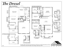 townhouse floor plan designs eastwood homes floor plans luxury eastwood homes drexel floor plan