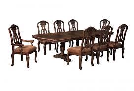 Ashley North Shore DT Millennium Pedestal Table Base - North shore dining room