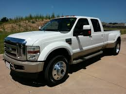 Ford King Ranch Diesel Truck - tdy sales 26 991 2008 ford super duty f 450 drw lariat crew cab
