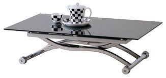 coffee table to dining table adjustable dining coffee table convertible spurinteractive com