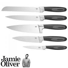 oliver kitchen knives professional 5 pieces knife block set 8 kitchen knives chef s