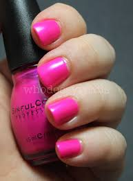 sinful color nail polish swatch u2013 sinful colors swatch