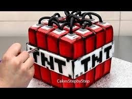 mine craft cakes diy minecraft cake how to make by cakes stepbystep
