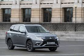 mitsubishi electric car mitsubishi ceo thanks outlander phev buyers for making plug in suv