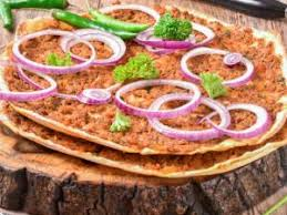 amour de cuisine pizza lahmacun la recette authentique de la pizza turque par amour de
