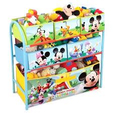 chambre enfant mickey meuble de rangement jouets chambre commode de chambre mickey