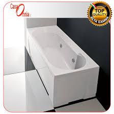 vasca da bagno vasca da bagno con idromassaggio treesse cristina casaomnia