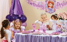 sofia the birthday party sofia the party supplies birthdayexpress