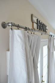 Curtain Rods Drawstring Curtain Rods by Arched Window Treatments Diy Curved Curtain Rod Walmart Adjustable