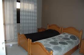 location chambre courte dur a louer un appartement meublé f3 avec une terrasse tanger