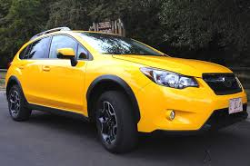 yellow subaru wagon 2015 subaru xv crosstrek review digital trends