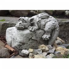 on rock cast garden ornament onefold uk