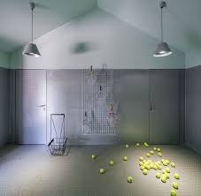 designboom green school beta 0 completes a pair of buildings for a tennis school in madrid