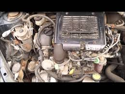 2005 toyota yaris 1 4 d4d engine youtube
