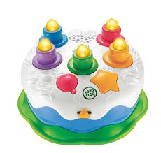 singing birthday delivery leapfrog counting candles birthday cake toys