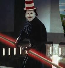 Cat In The Hat Meme - darth myers the cat in the hat know your meme