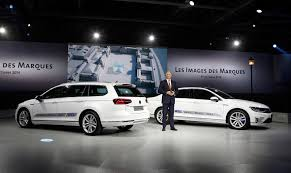 Volkswagen Gte Price Volkswagen Passat Gte Priced From U20ac44 250 49 853 In Germany
