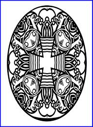 pysanky egg coloring page awesome easter egg coloring pages ukrainian rechenkas dezhoufs on