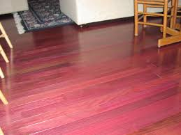 to be different with purpleheart wood flooring purpleheart