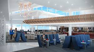 Atlanta Airport Floor Plan New Delta Sky Club On Hartsfield Jackson Concourse B To Offer