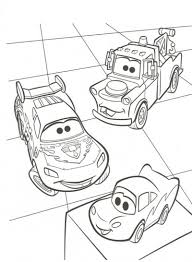 disney cars 2 coloring pages printables kids drawings
