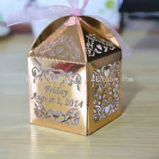 sweet boxes for indian weddings wedding souvenir box party favor bags laser cut vines sweet