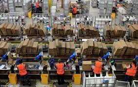 prepareing your amazon products for black friday black friday and cyber monday amazon warehouse gears up for