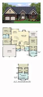 8 best images about future plans on pinterest real ranch style house floor plans 73 best house design images on