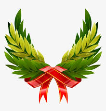leaf ribbon leaves ribbon vector material wings ribbon leaves wing png and