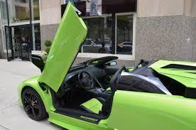 Lamborghini Murcielago Green - 2009 lamborghini murcielago roadster lp640 stock r276aa for sale