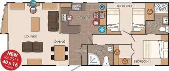 new hshire classic 40 x 16 2 bed sleeps 4 floor plan small new hshire classic 40 x 16 2 bed sleeps 4 floor plan small