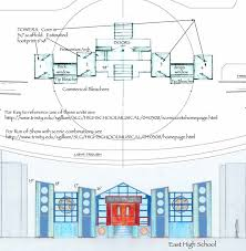 Set Design Floor Plan High Musical Scene Design