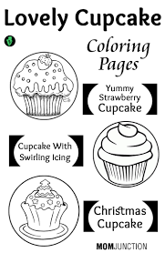 cupcake coloring pages to print top 25 free printable cupcake coloring pages online free