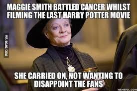 Meme Smith - maggie smith meme by fatalis72 memedroid
