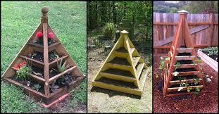 Diy Strawberry Planter by 20 Amazing Diy Outdoor Planter Ideas To Make Your Garden Wonderful