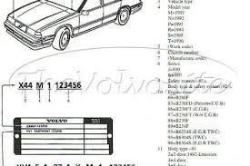 1994 volvo 940 turbo diagrams petaluma