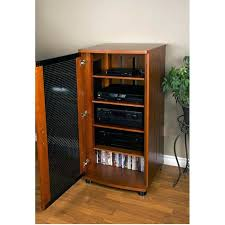audio component cabinet furniture component cabinets furniture plateau series 5 shelf audio component