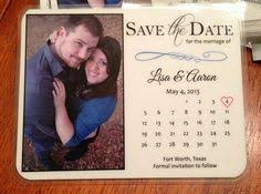 Save The Dates Magnets Diy Save The Date Magnets Business Cards 12 Modge Podged Onto