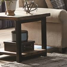 rustic end tables cheap shop end tables at lowes com