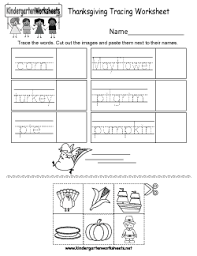 free kindergarten worksheets printable and