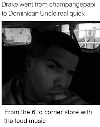 Funny Dominican Memes - drake went from changepapi to dominican uncle real quick from the