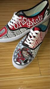 Ohio travel shoes images Best 25 custom painted shoes ideas jordans custom jpg