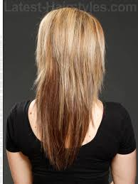 images front and back choppy med lengh hairstyles 34 best choppy layered hairstyles anyone can pull off