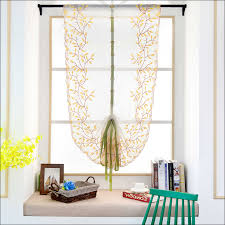 Bathroom Tier Curtains Kitchen Curtain Tiers And Valances Patterned Blackout Curtains