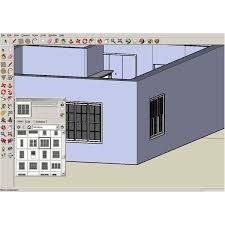 Home Design Using Sketchup Google Sketchup Tutorials Creating Walls And A Roof For Your