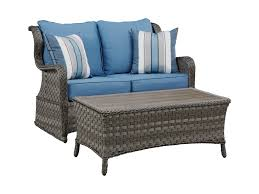 Outdoor Furniture Syracuse Ny by Ashley Signature Design Abbots Court Outdoor Conversation Set