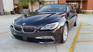 2015 bmw 640i convertible rental review