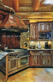 Rustic Kitchen Hoods - rustic kitchen range hood navteo com the best and latest