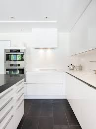 white kitchen flooring ideas best 25 grey tile floor kitchen ideas on tile floor